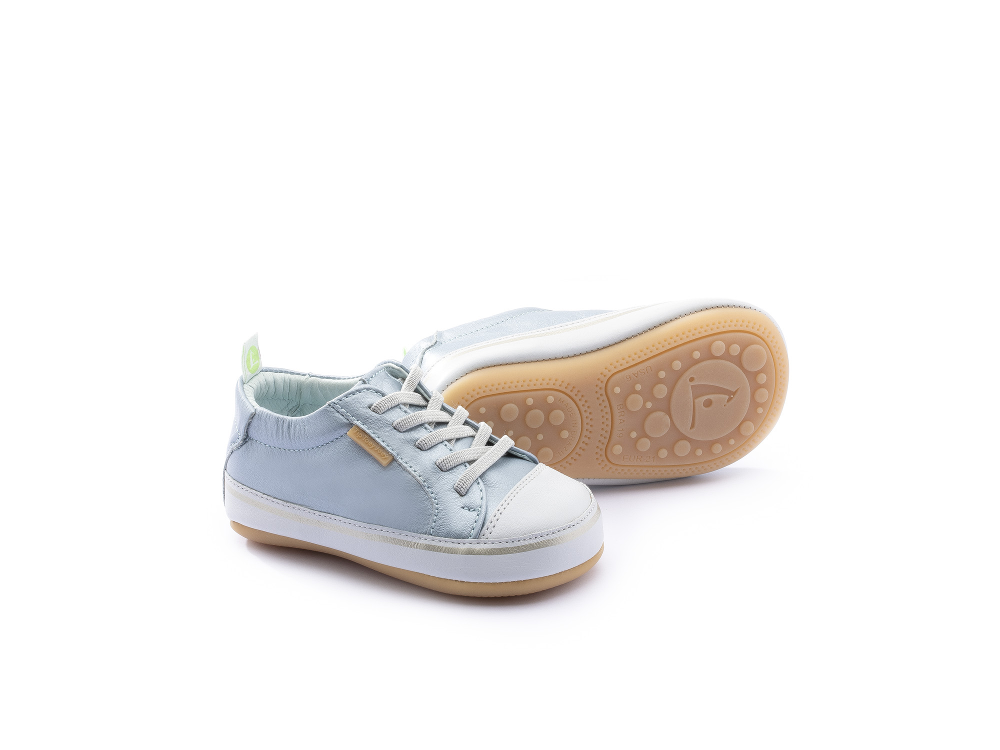 Sneaker Casual Funky Antique Blue/ Blue Fish Pearl Baby 0 à 2 anos - 0
