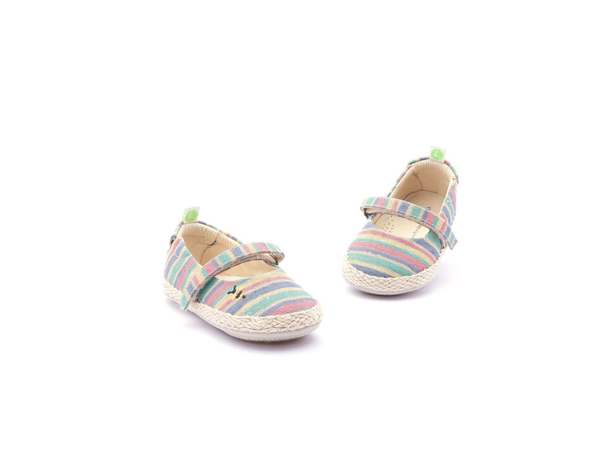Boneca Sambaky Rainbow Canvas Beeswax Baby 0 à 2 anos - 2