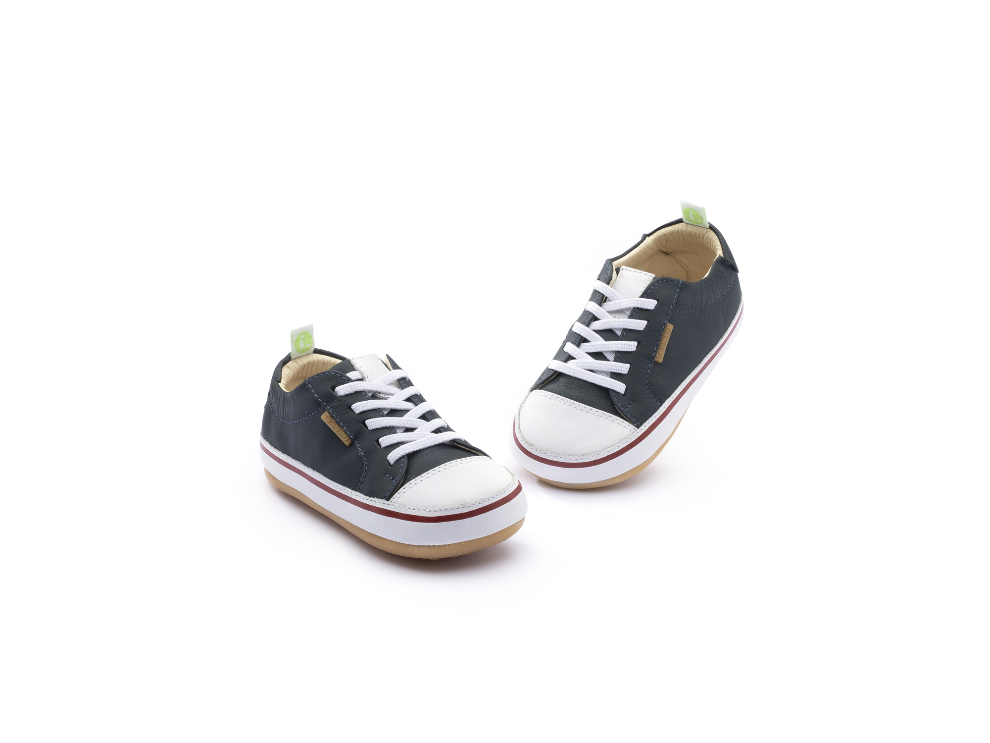 Sneaker Casual Funky Navy/ White Baby 0 à 2 anos - 3