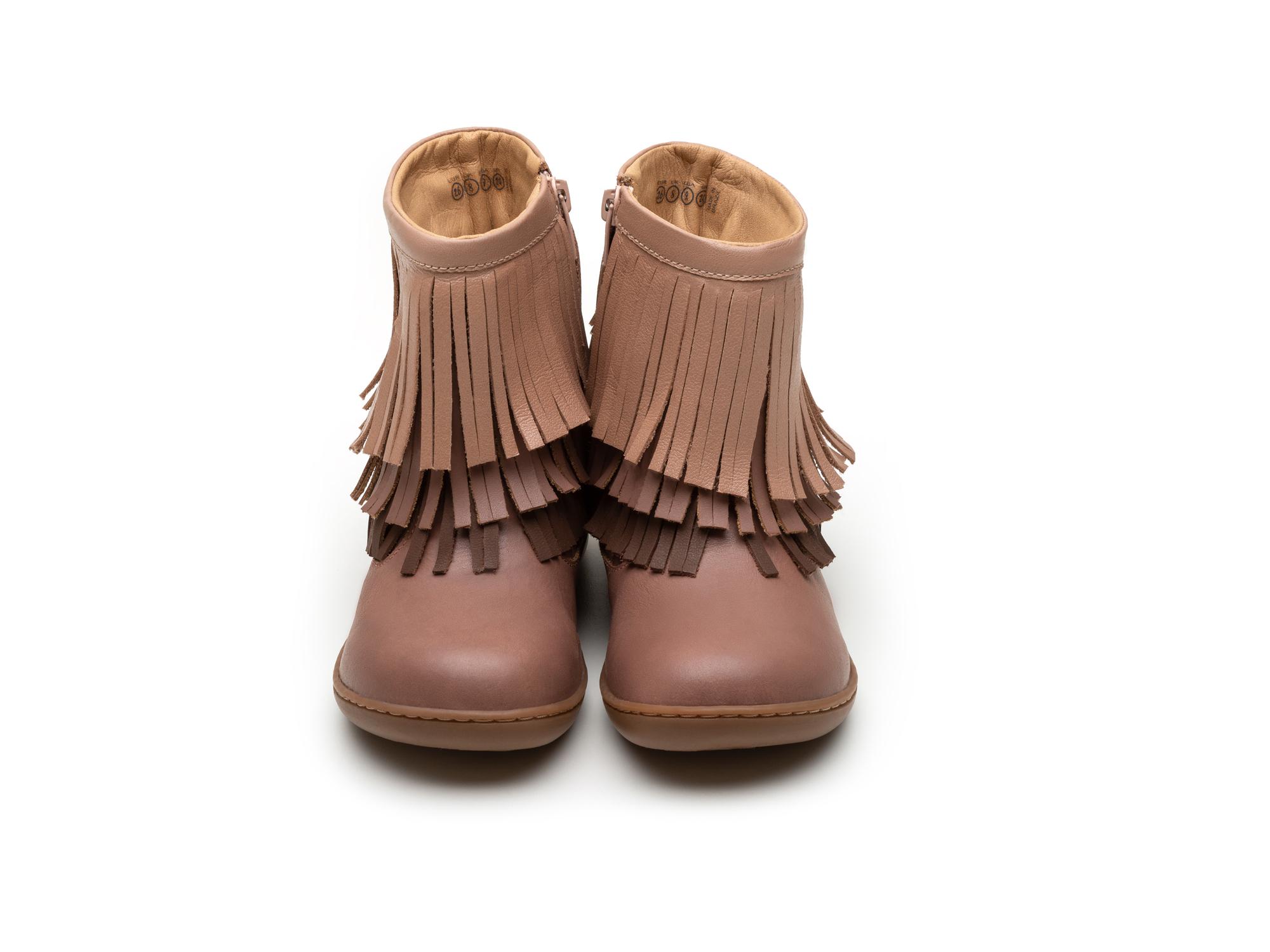 bota infantil feminino little texas