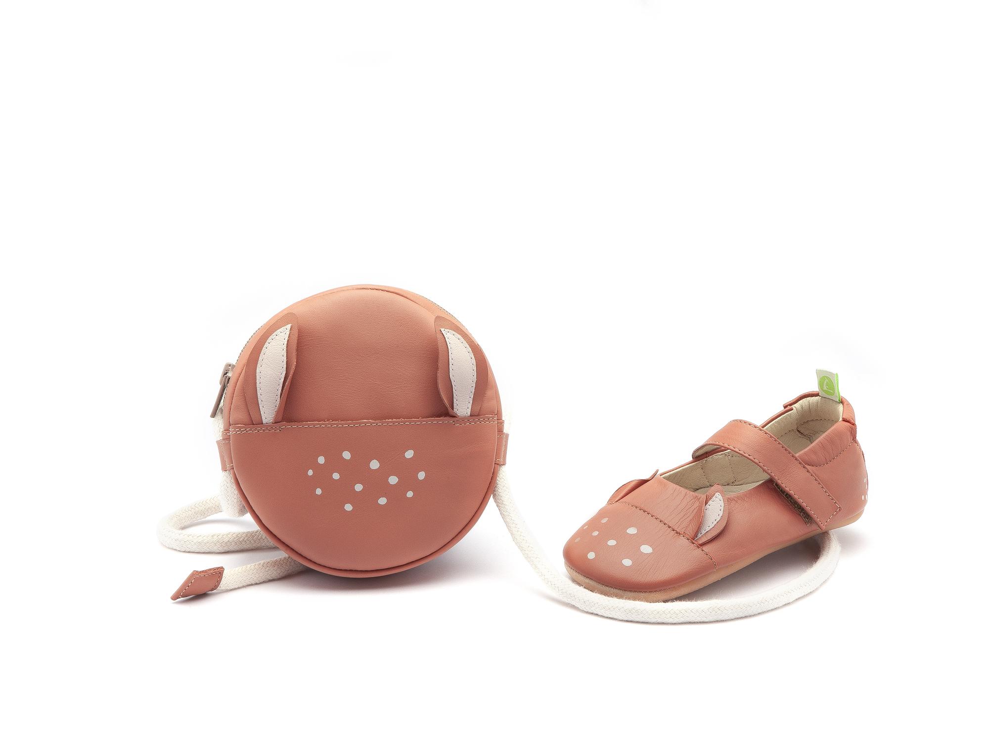 bolsa infantil feminino bag fawn