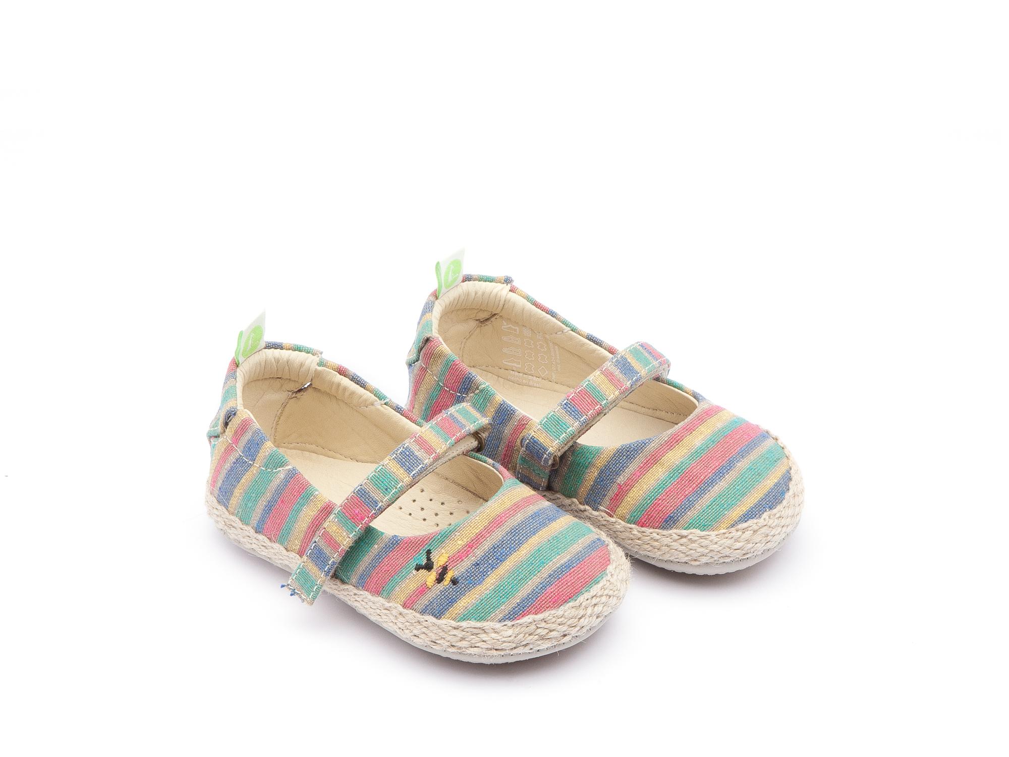 Boneca Sambaky Rainbow Canvas Beeswax Baby 0 à 2 anos - 0