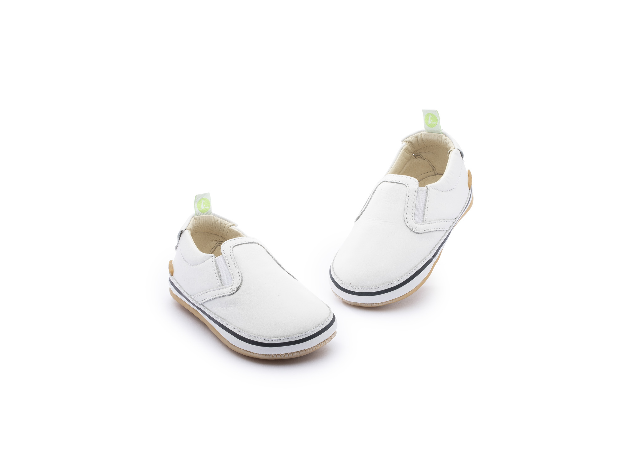 Sneaker Casual Woody White  Baby 0 à 2 anos - 3