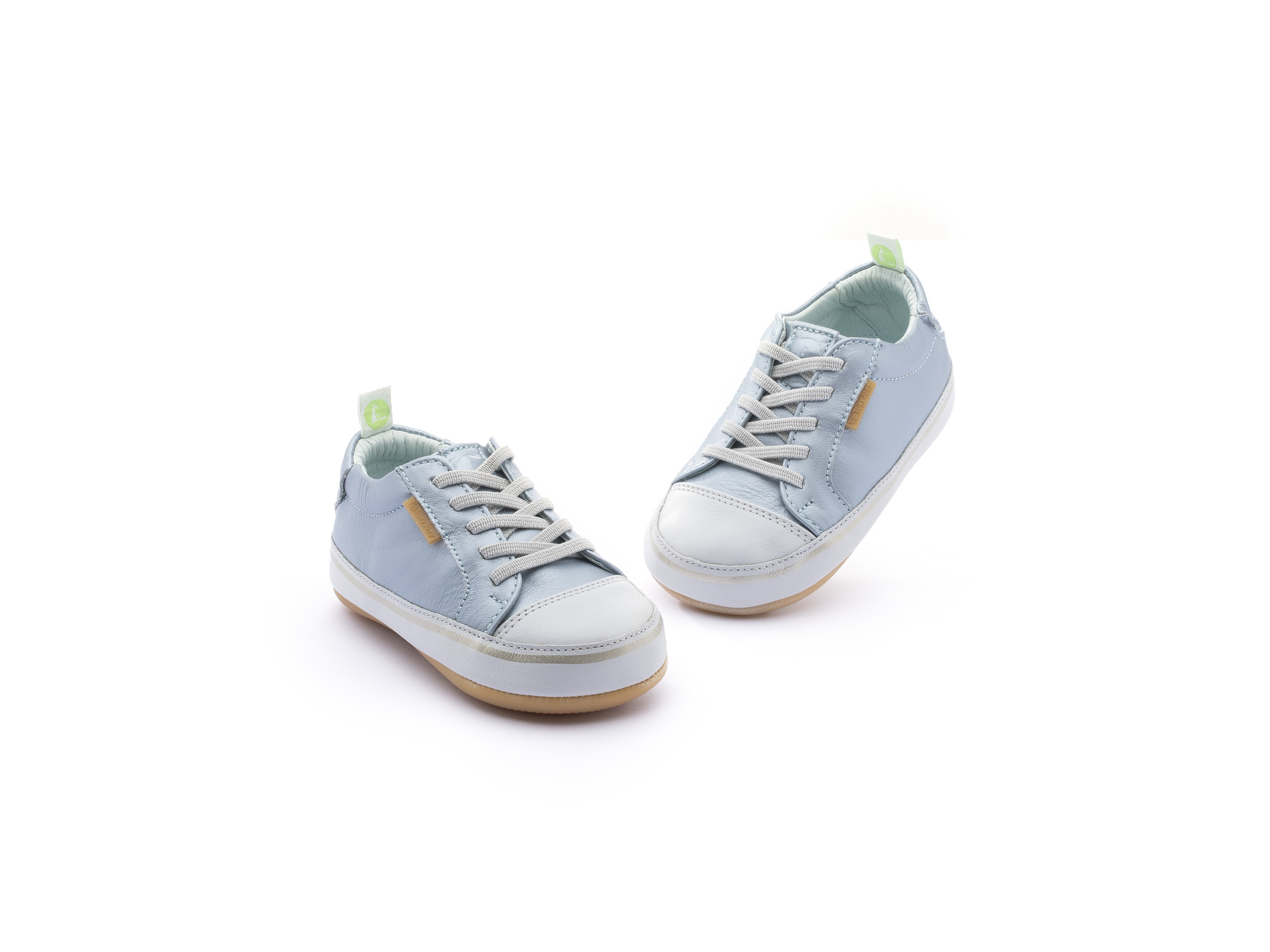 Sneaker Casual Funky Antique Blue/ Blue Fish Pearl Baby 0 à 2 anos - 3