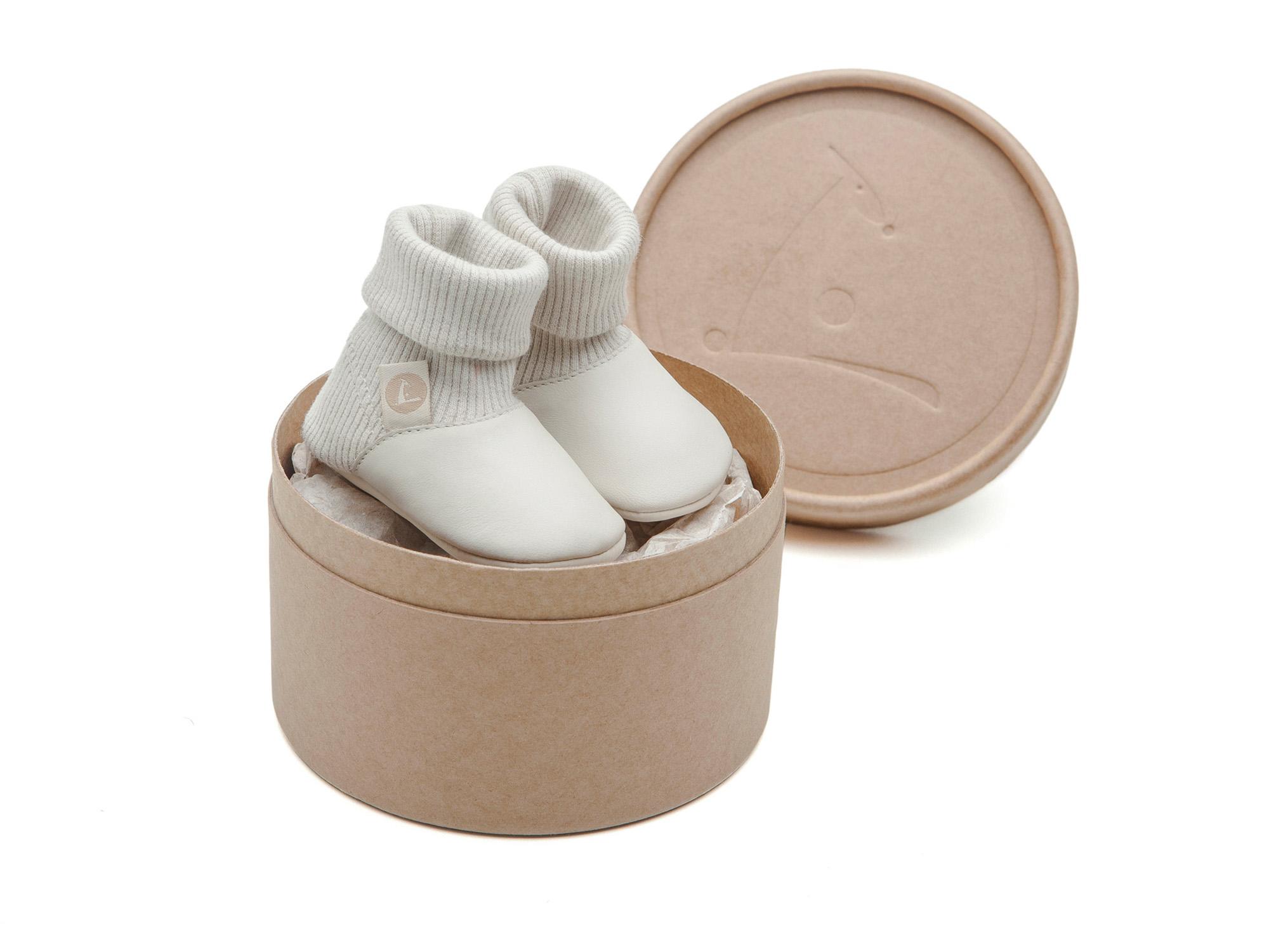 Bota Laugh Tapioca Baby 0 à 2 anos - 3
