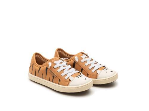 Tênis  infantil unisex1 little funk tiger