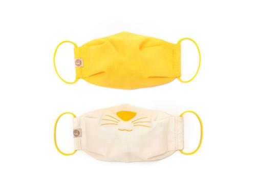 Máscara   unisex1 kit mascara gatinho