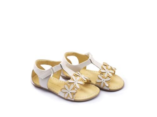 Sandália infantil feminino little daisies