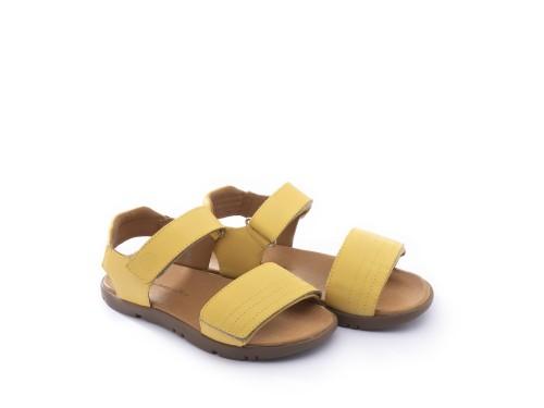 Sandália infantil masculino slack