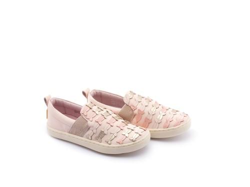 Tênis  infantil feminino little sneaker reef