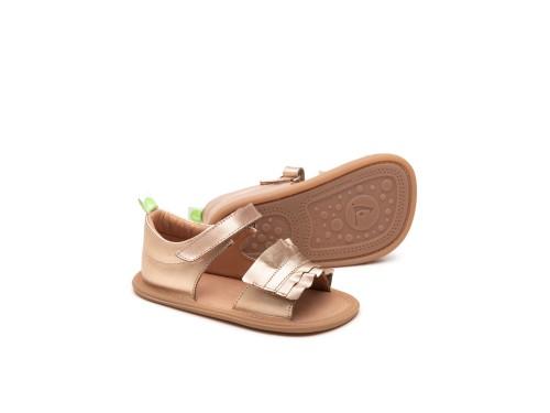 Sandália bebê feminino ruffy